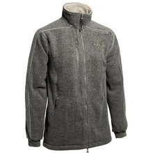 Chevalier Bushveld Fleece Cardigan dark grey Herren