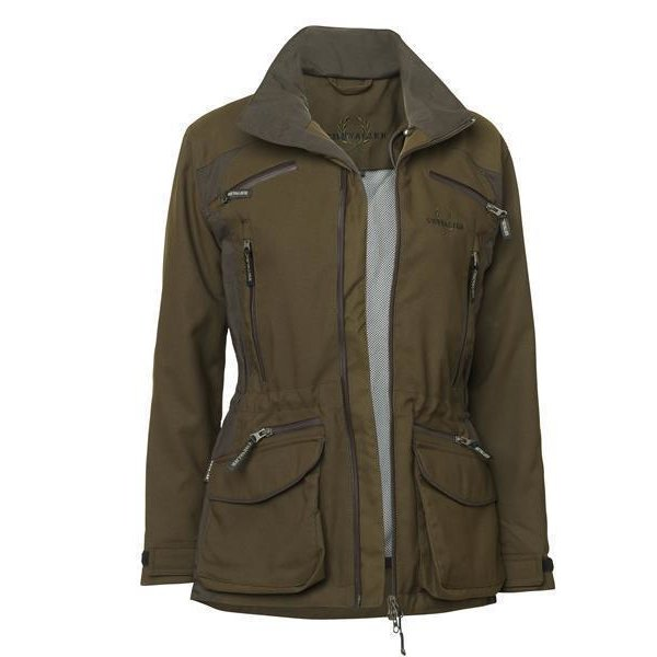 Chevalier Rough GTX® Coat grün Damen