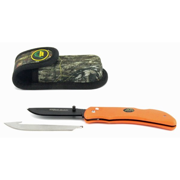 Outdoor Edge Razor-Blaze Messer orange