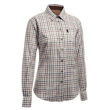Chevalier Charlotte Coolmax® Bluse Checked Damen