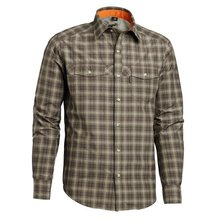 Chevalier Canmore Coolmax® Hemd checked Herren