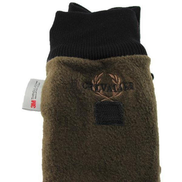 Chevalier Fleece Glove Fingerhandschuhe mit Kappe