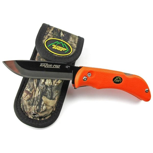 Outdoor Edge Razor Pro Orange Box Taschenmesser