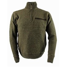 Seeland Odell Strickpullover Troyer Herren Shaded olive...