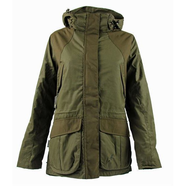 Seeland Exeter Advantage Jacke Damen pine green