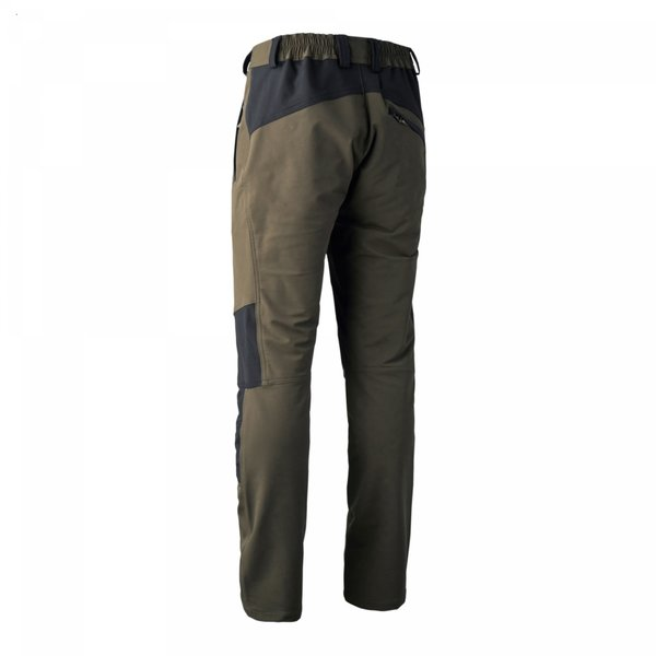 Deerhunter Strike Full Stretch Jagdhose Fallen Leaf/schwarz Herren