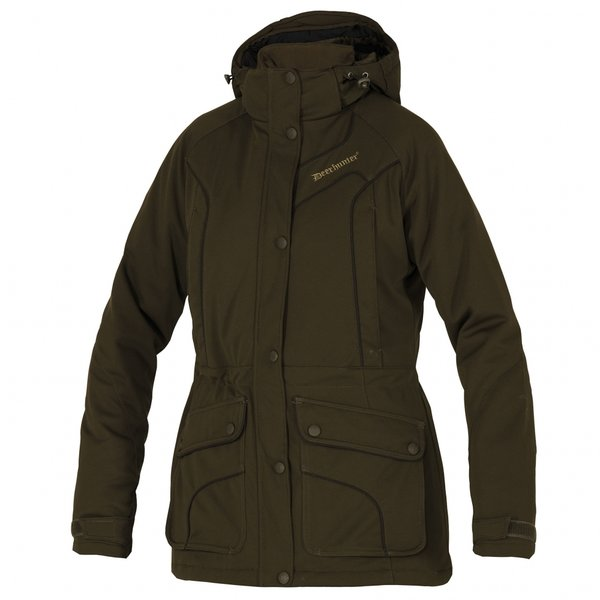 Deerhunter Lady Mary Jacke grün Damen