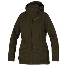 Deerhunter Lady Mary Jacke grün-braun Damen