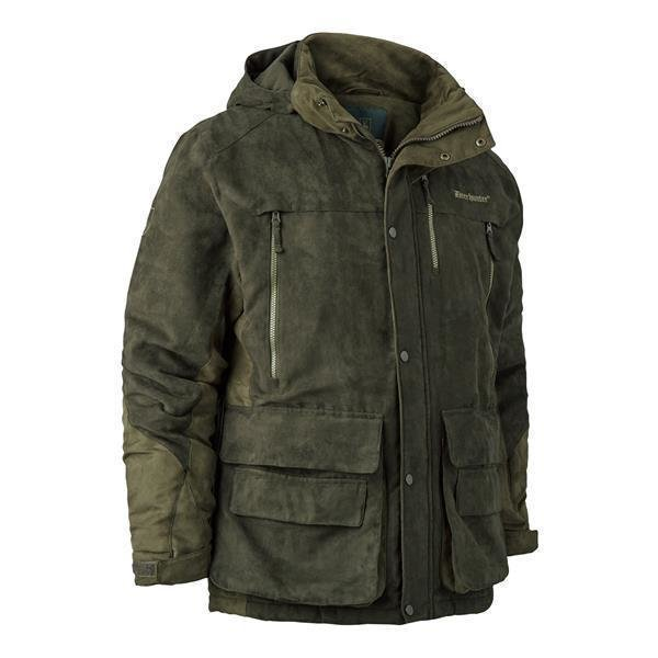 Deerhunter Deer Winter Jacke peat grün Herren