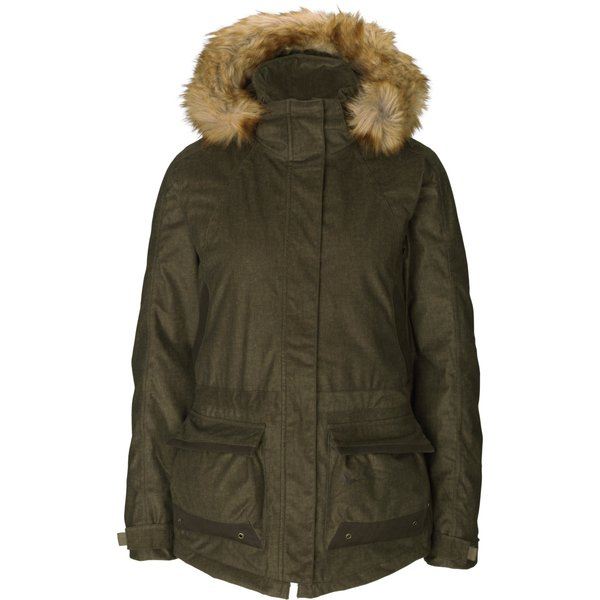 Seeland North Lady Jacke pine grün Damen