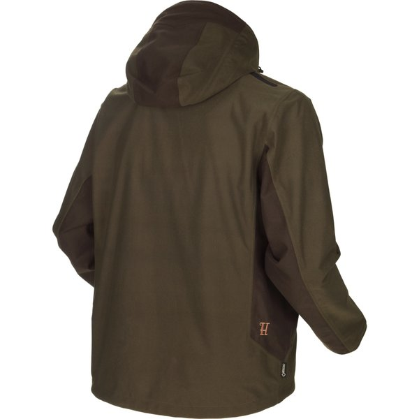 Härkila Mountain Hunter Jacke hunting grün/shadow braun Herren