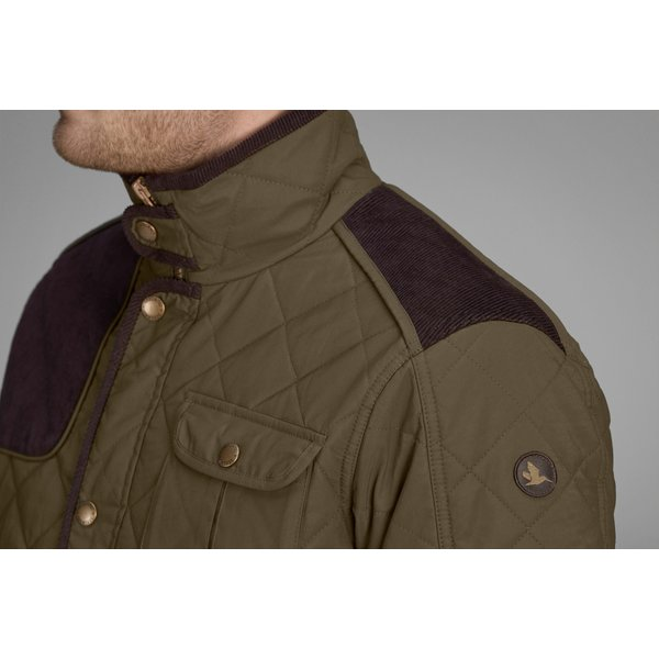 Seeland Woodcock Advanced Steppjacke grün Herren