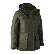 Deerhunter Lady Raven Winter Jacke elmwood grün Damen